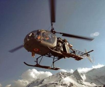 Army helicopter crashes in Bareilly, 3 officers killed