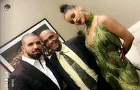 Drake And Rihanna's Family Meet At VMAs (Photos)