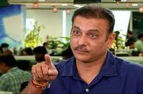 Dhoni & Kohli are two 'alpha males': Shastri