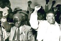 Veteran politician Keen and Mwai Kibaki friendship- pre-independence