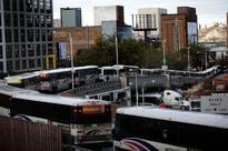 Tussling Has Resumed in Tug of War With New York Over New Bus Terminal