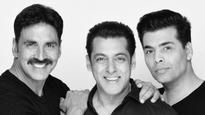 Salman Khan, Akshay Kumar and Karan Johar collaborate for a movie; will Sultan actor make a cameo in it?