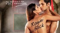 Ragini MMS Returns: Topless Karishma Sharma and Siddharth Gupta get raunchy in the poster of ALT Balaji web series