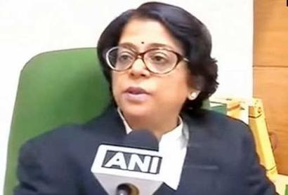 Indu Malhotra takes oath as SC judge