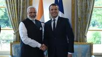 Modi in France: French President Macron thanks Indian soldiers for fighting for France's freedom in World Wars