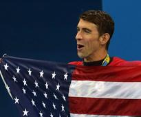 We'll never see another Phelps, says coach