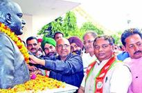 BJP mission is to serve the nation: Khanna