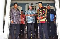 Malaysian Deputy PM has audience with Sultan of Johor