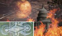 PLANET X FEARS: Spike in crop circles 'heralds coming of death world Nibiru'