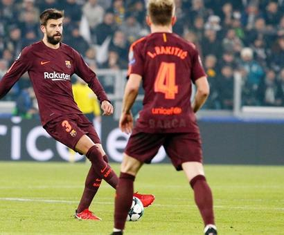 Football Briefs: Pique silences critics; Higuain scores hat-trick
