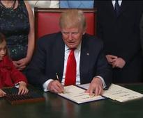 Donald Trump impeachment effort already underway