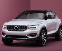Volvo Finally Reveals XC40 and S40 Concepts