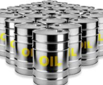 Crude oil down 0.4% on global cues