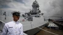 Indian Navy's welcome tweet for China shows who's the boss in Indian Ocean Region