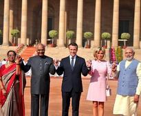 Emmanuel Macron, Modi to visit Varanasi; CM Adityanath checks preparations