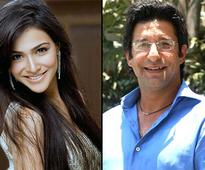 Humaima Malick will always be friend with Pak former cricketer Wasim Akram
