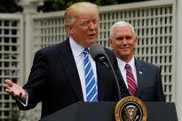 Trump questions why U.S. Civil War had to happen