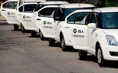 SoftBank willing to fund Ola, but with a rider