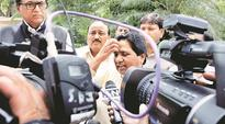 Mayawati defends obscene slogans by BSP leaders against Daya Shankar's sister, daughter