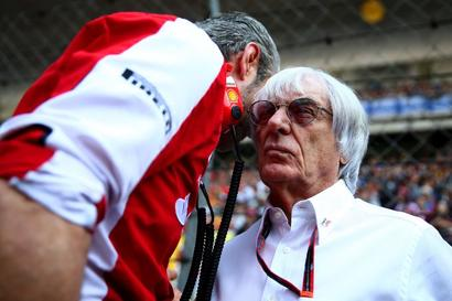 Ecclestone gives Azerbaijan the all-clear