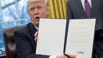 Donald Trump rips up TPP, Australia tries to salvage deal with other nations
