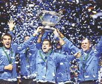 Argentina's maiden glory