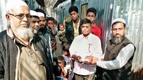 Bengal man provides shelter to 29 Rohingya