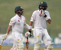 Pakistan 304-4 after day one in second Test