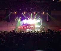 Technotrix Supports G-Eazy With Martin Audio MLA