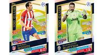 Topps launches new UEFA Champions League collection