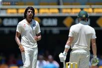 Ishant Sharma, Australia fined during Brisbane Test