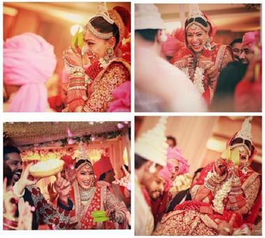 How Bipasha, Aishwarya and Dia got married!