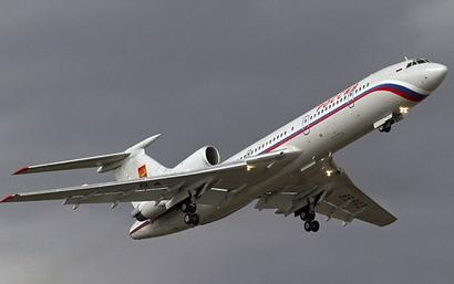 'No survivors' as Syria-bound Russian jet crashes