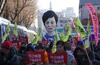 S. Koreans celebrate Park impeachment, but anxiety also