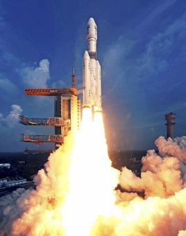 ISRO does it again: India's heaviest rocket GSLV-Mark III launched successfully