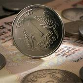 Rupee slides to a month's low, loses 24 paise to a dollar