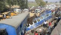 Train derailment near Indian city of Kanpur claimed 133 lives