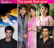 Upasna Singh, Ssharad Malhotra, Parth Samthaan-Gaurav Arora, Rhea Sharma  a look at TV's newsmakers this week