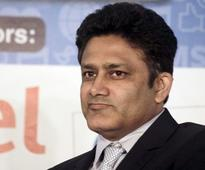New India coach Kumble wants Tendulkar, Ganguly, Laxman and Dravid's support