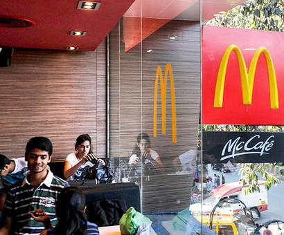 South and West are lovin' it but McDonald's faces test in North and East