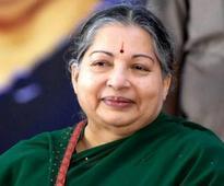 Jaya's health: AIADMK founding day a muted affair