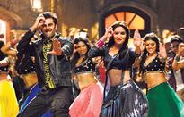 First Look! Madhuri Dixit sizzles it up with Ranbir Kapoor with her Ghagra