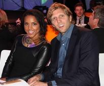 NBA's Dirk Nowitzki's gorgeous wife Jessica's baby shower (photos)