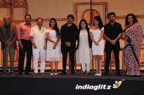 Pooja Gandhi trio films, guests galore