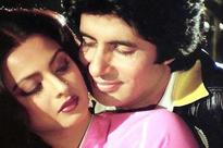 Amitabh, Rekha Emerge As India's Most Searched 'Classic Actors'