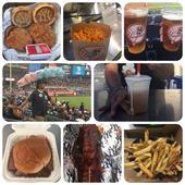 Rebecca Williams :Eat Your Way Around Yankee Stadium