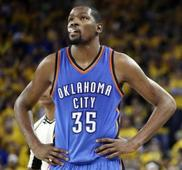 Durant undecided to stay in OKC
