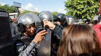 In Pics: Honduras protests government 'stealing' elections