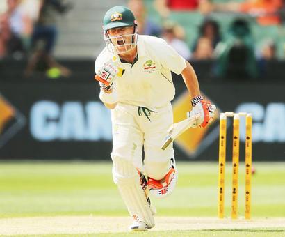 PIX: Warner, Khawaja script Aus fight back after Azhar double-ton