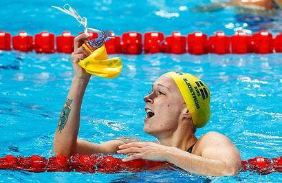 World Swimming: Sjostrom sets 100m butterfly world record